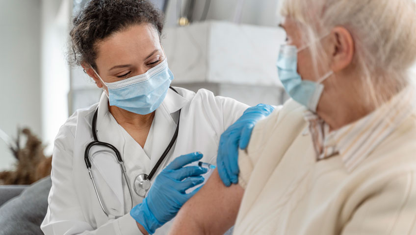 tercera dosis de la vacuna